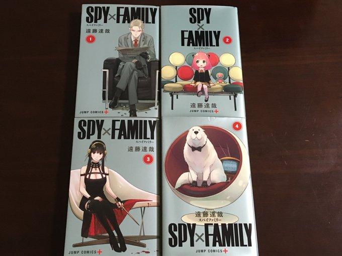 スパイファミリー アニメ化 声優 面白い 面白くない 映像化 実写 アニメ 映画