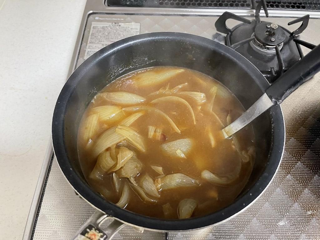 たまねぎカレー 玉ねぎカレー 志麻さんレシピ 沸騰ワード10